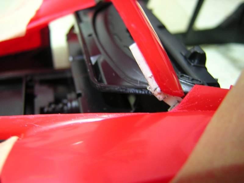 Diary ferrari enzo page 2 for Ferrari cerniere